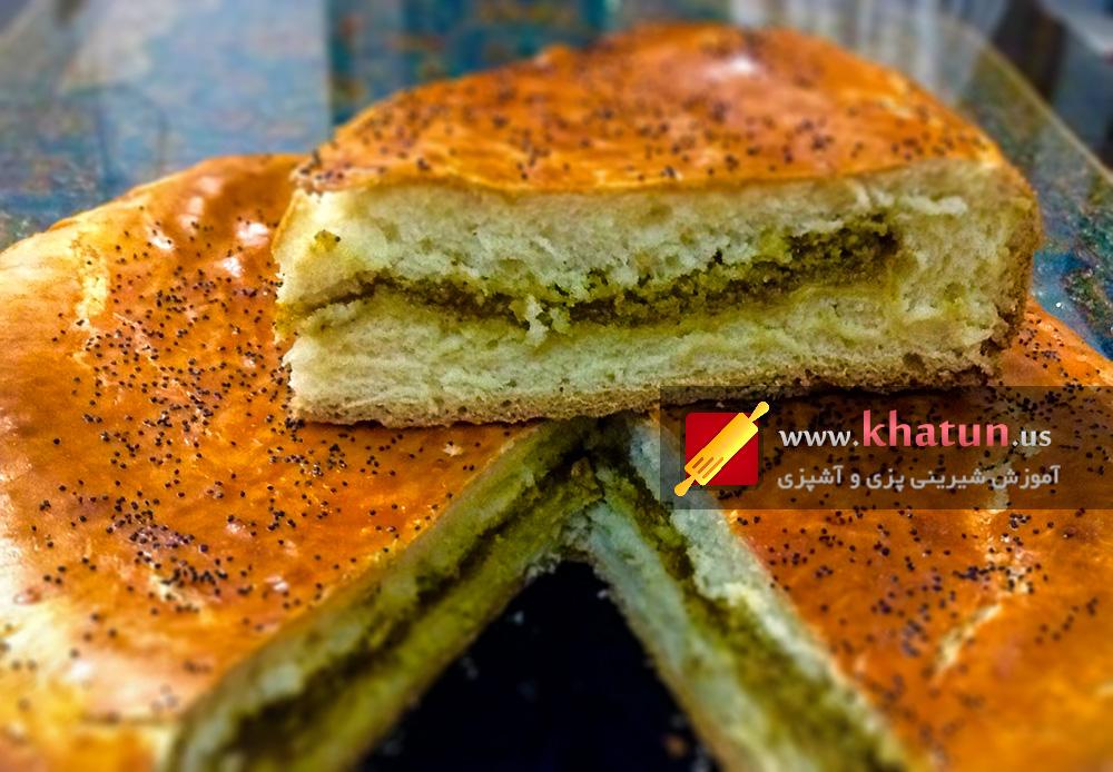 طرز تهیه نان زیره و حلوا + عکس