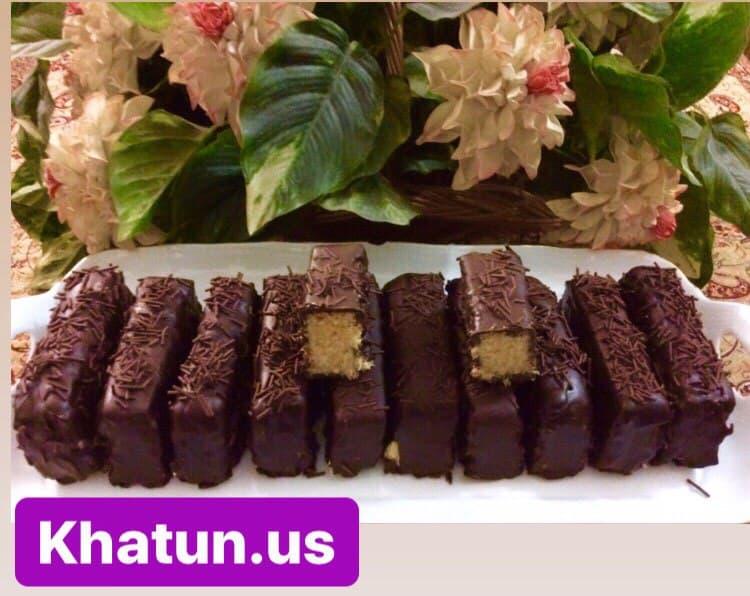 شکلات بونتی (نارگیلی )