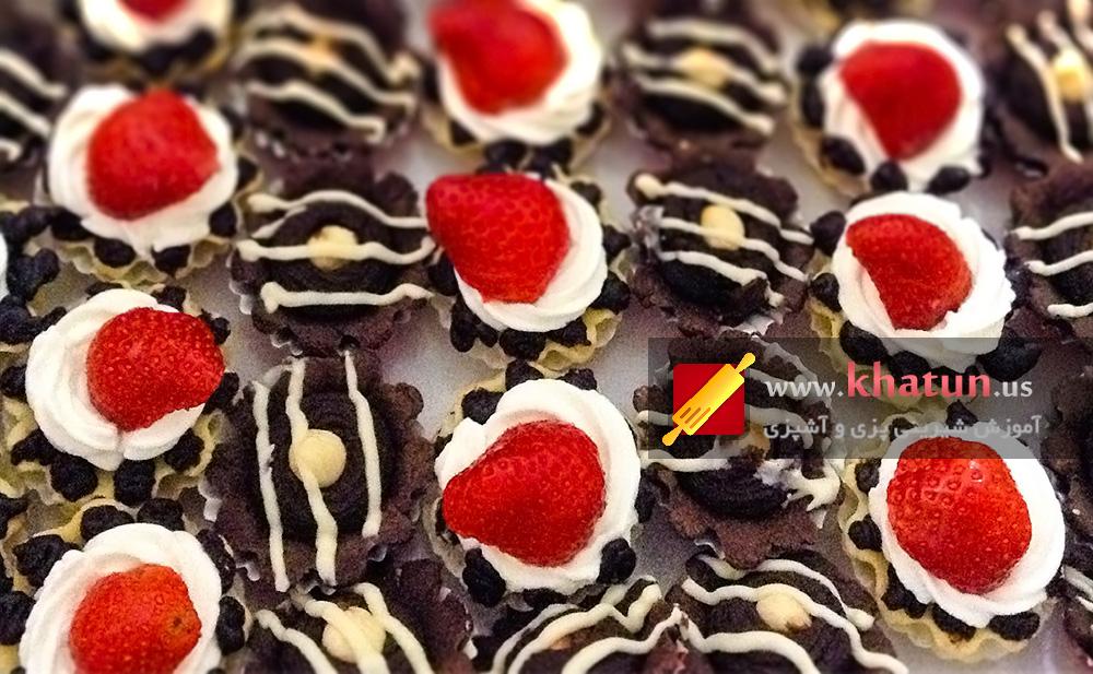 طرز تهیه شکلات اسکار + عکس