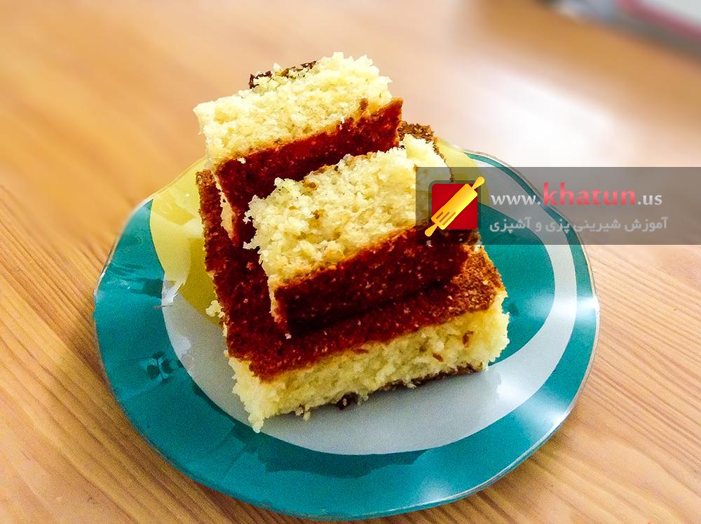 طرز تهیه کیک ساده + عکس