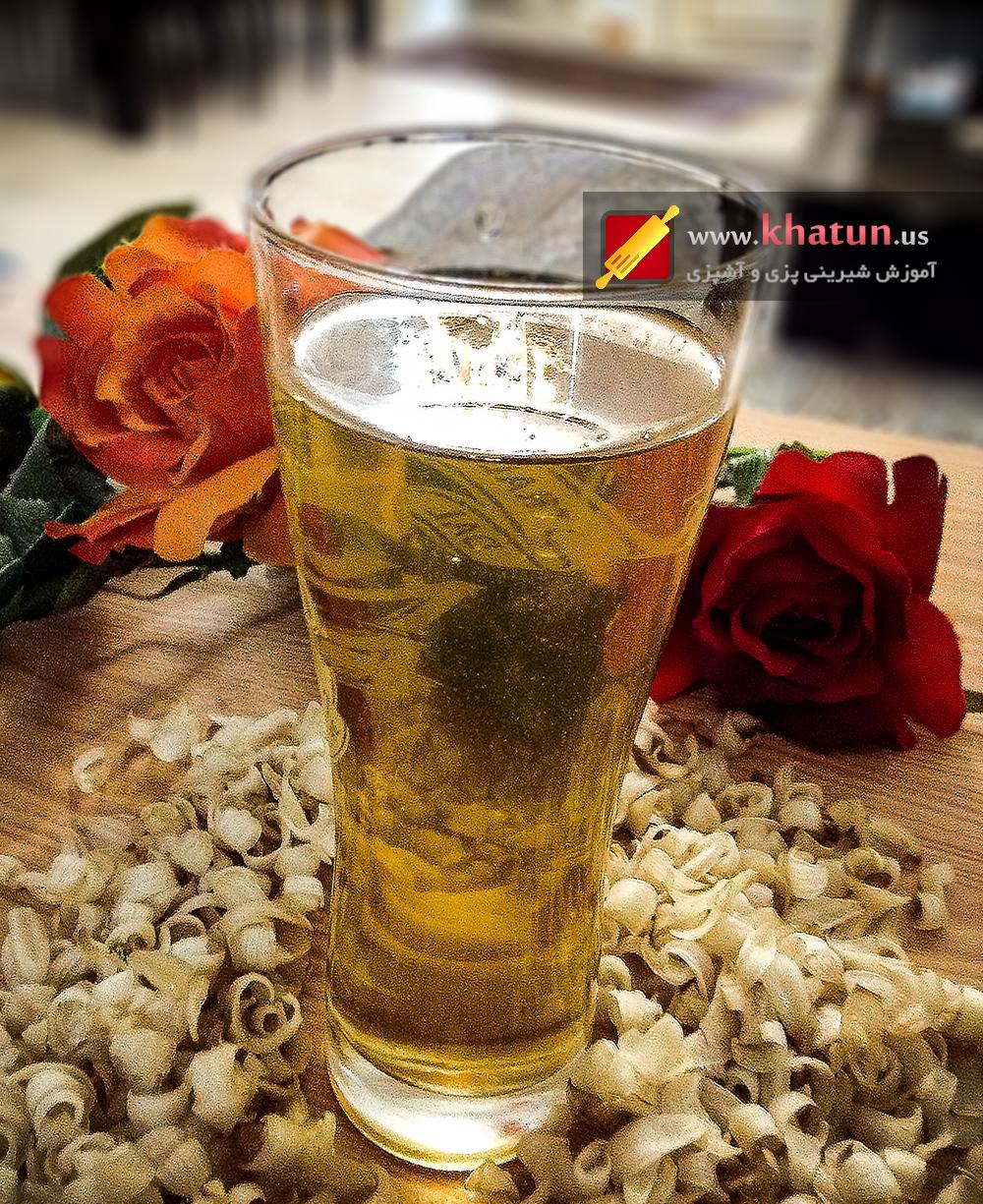 طرز تهیه شربت بهارنارنج + عکس