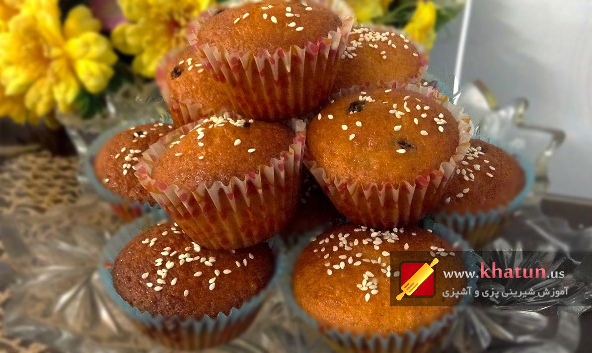 طرز تهیه شیرینی کیک یزدی + عکس