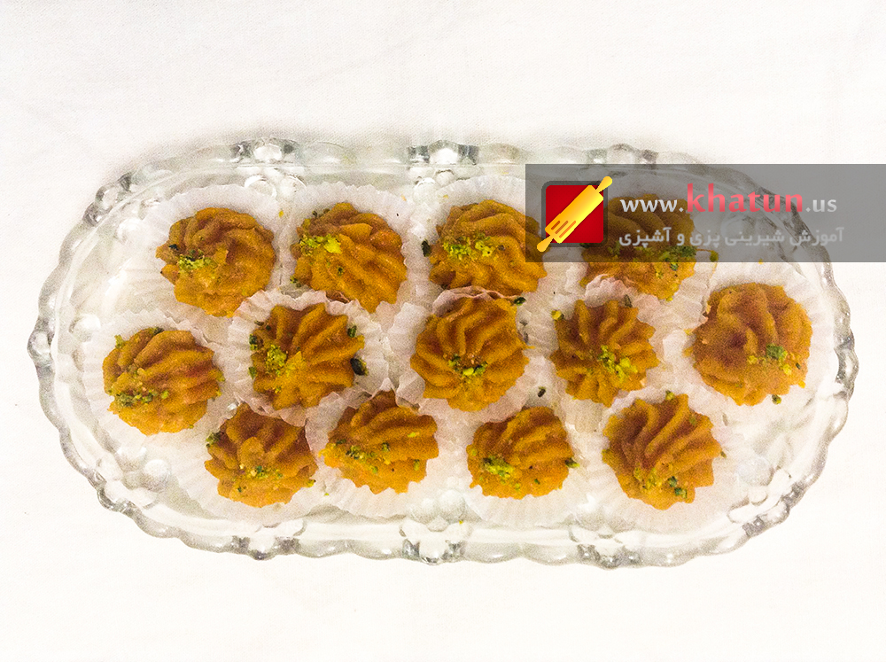 طرز تهیه حلوای هویج + عکس